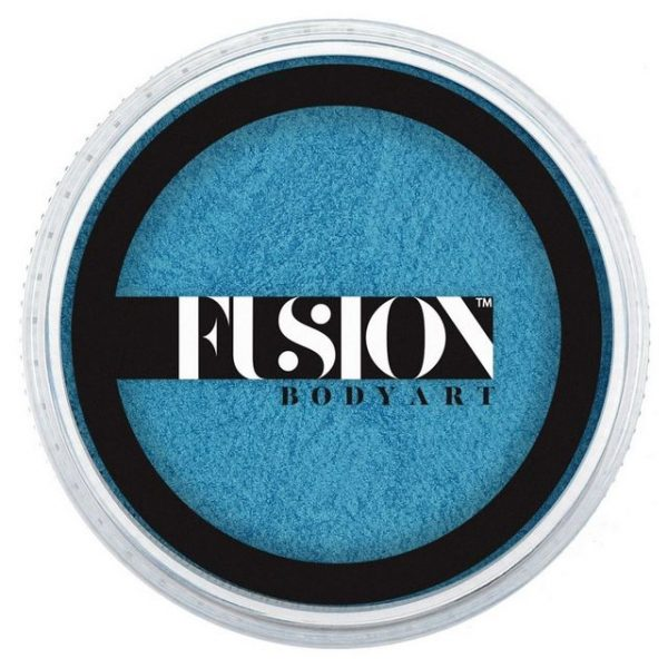 Fusion face paint - Pearl Winter Blue 25g