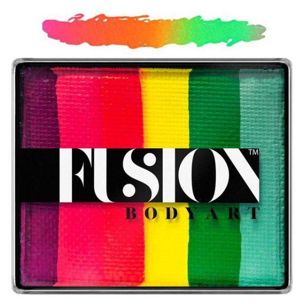 Fusion split-cake face paint - Unicorn Party 50g