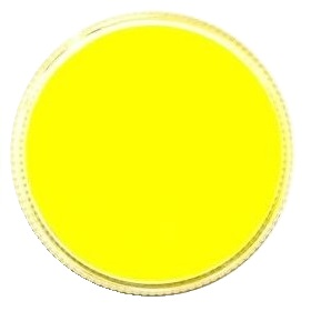 Fusion face paint - Neon Yellow 32g