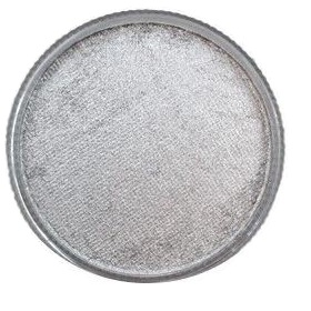 Fusion face paint - Pearl Metallic Silver 32g