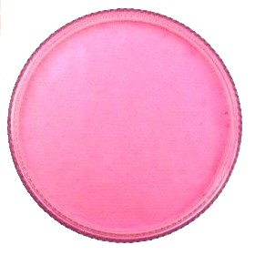 Pearl pink face paint