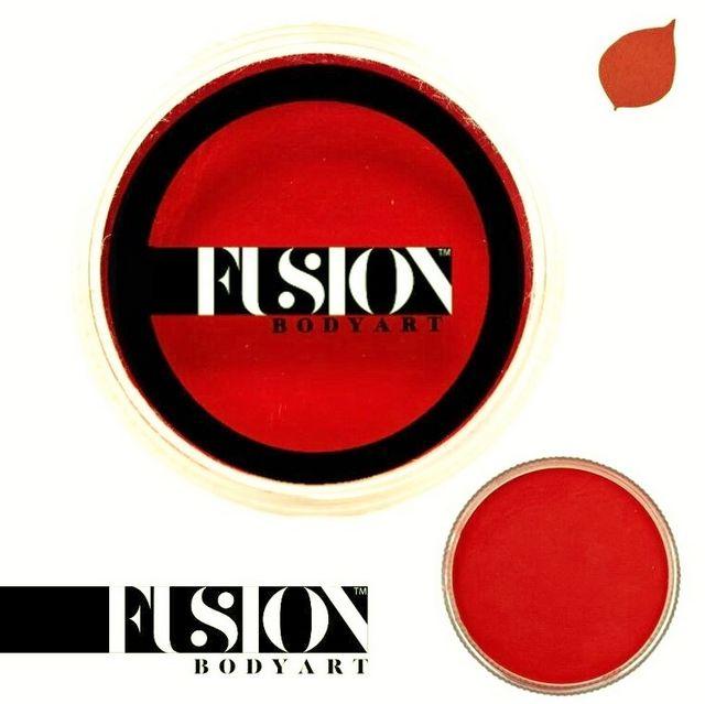 Fusion face paint - Cardinal Red 32g
