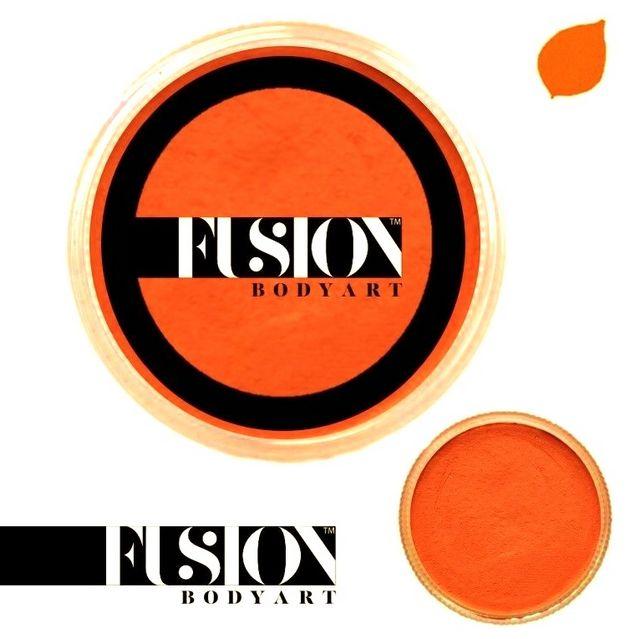 Fusion face paint - Orange Zest 32g