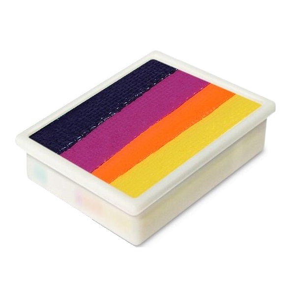 Global Colours 1 inch one-stroke face paint - Hobart 10g