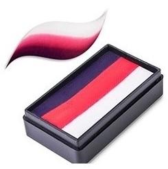 Global Colours 1 inch one-stroke face paint - Paris 30g