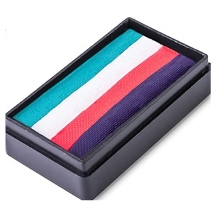 Global Colours 1 inch one-stroke face paint - Venice 30g