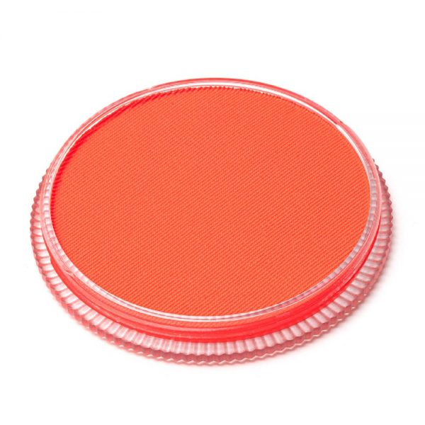 Global Colours face paint - Neon Coral Red 32g