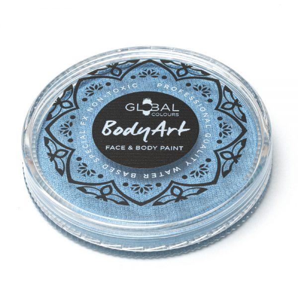 Global Colours face paint - Pearl Light Blue 32g