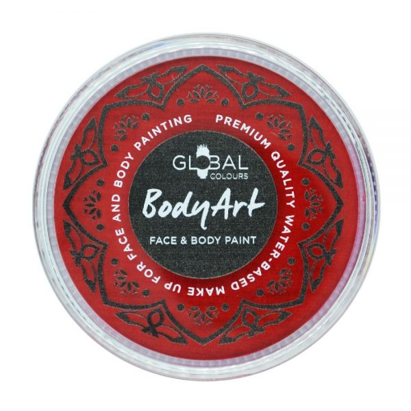 Global Colours face paint - Red 32g