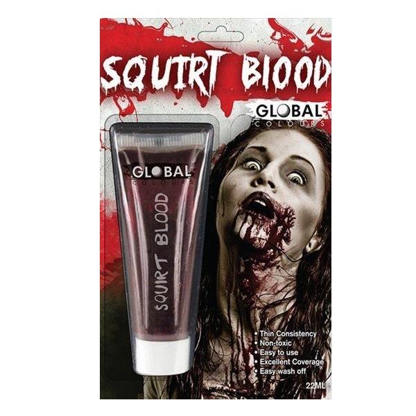 Global Colours Squirt Blood 22ml tube