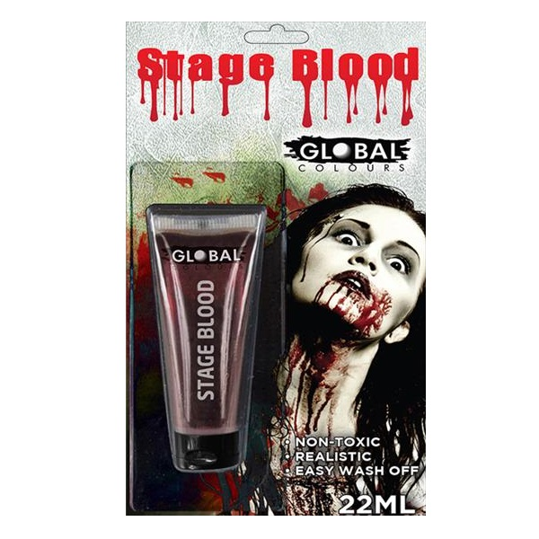 Global Colours Stage Blood 22ml tube