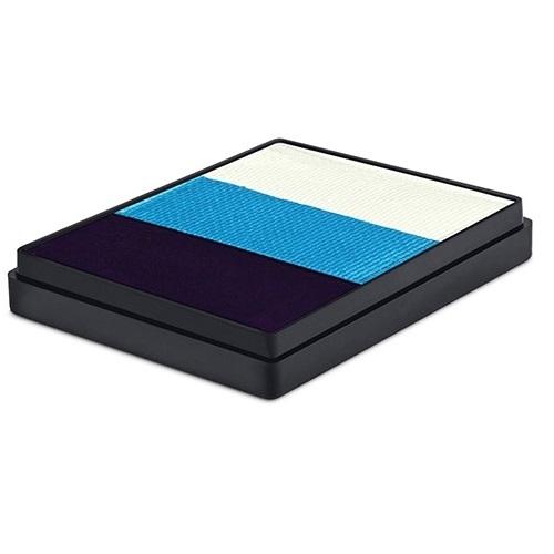 Global Colours split-cake face paint - Alaska 50g