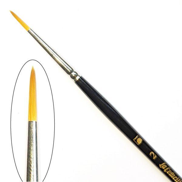 Loew Cornell Round Brush 7000 series #2