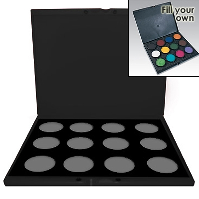 Palette Insert for Mehron and FAB round cakes