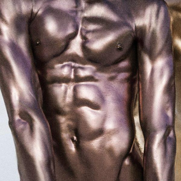 Mehron Metallic Powder - Bronze