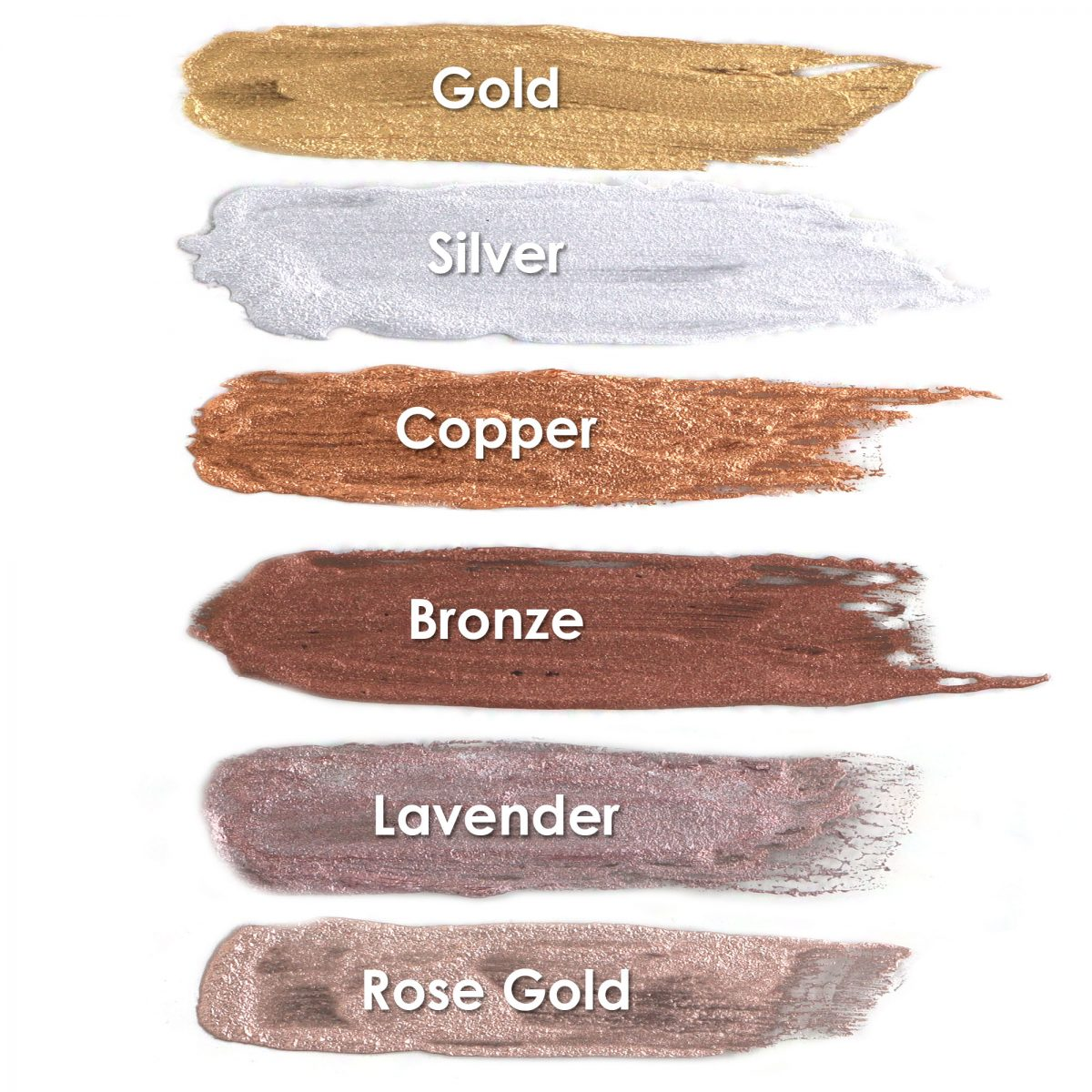 Mehron Metallic Powder - Copper