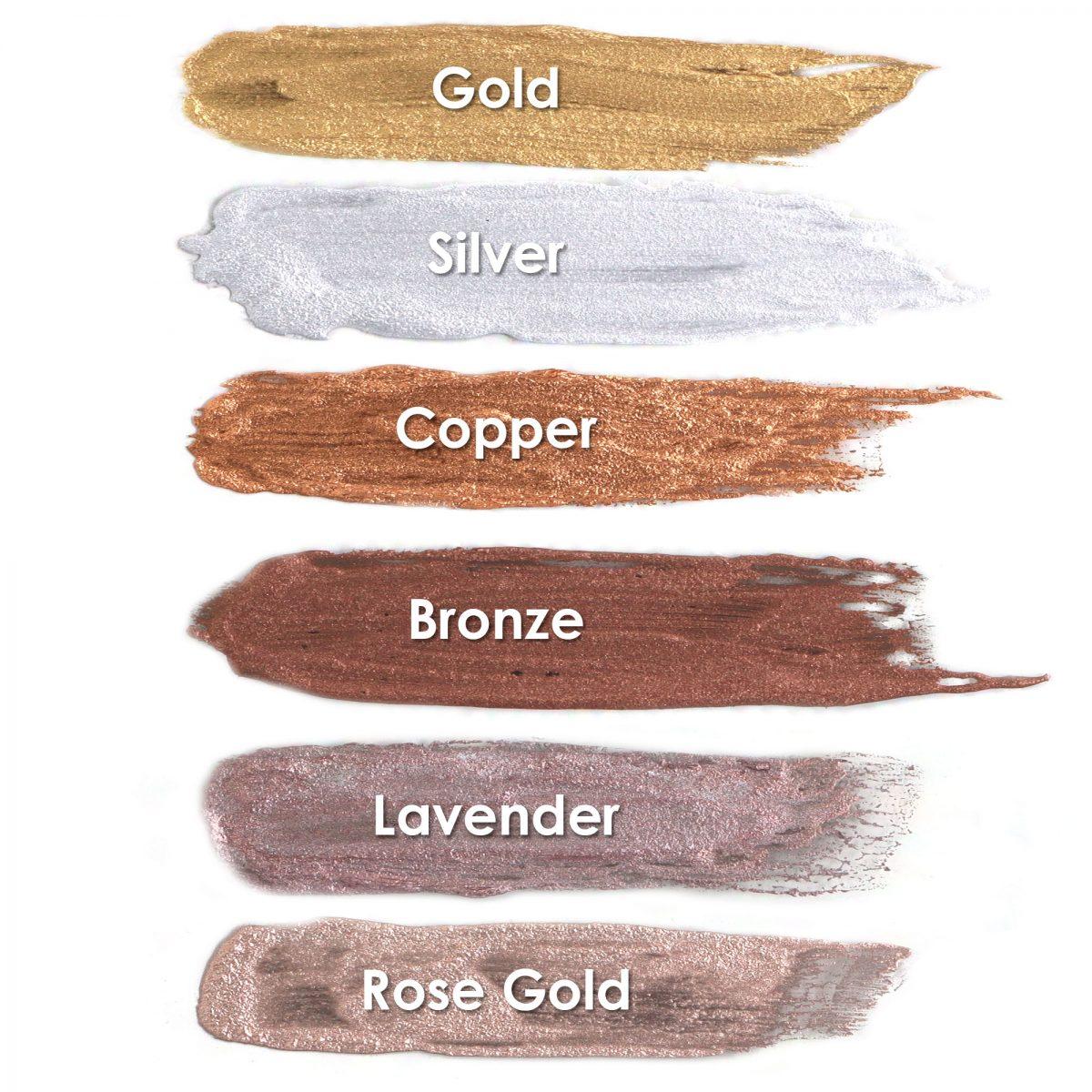 Mehron Metallic Powder - Lavender