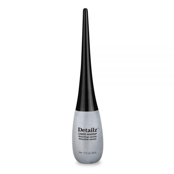 Mehron Detailz™ Fine Tip Liquid Makeup - Silver