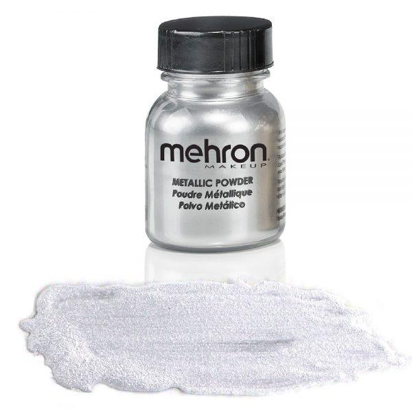 Mehron Metallic Powder - Silver
