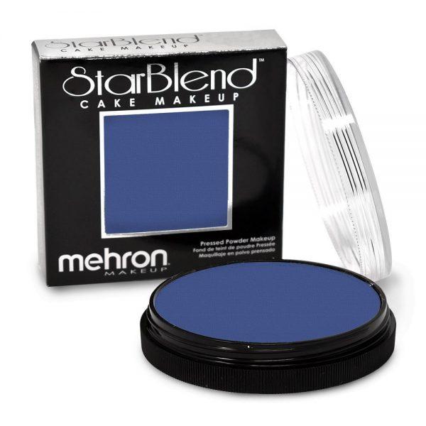 Mehron StarBlend™ Cake Makeup - Blue 56g