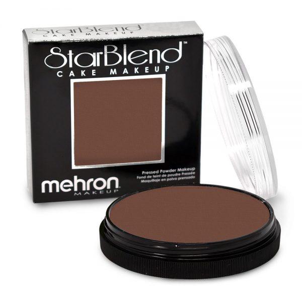Mehron StarBlend™ Cake Makeup - Ebony 56g