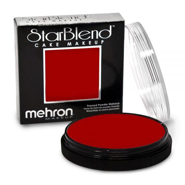 Mehron StarBlend™ Cake Makeup - Red 56g