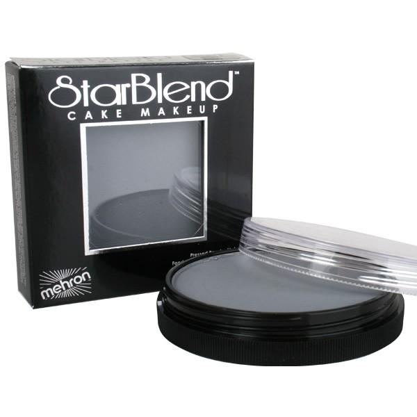 Mehron StarBlend™ Cake Makeup - Monster Grey 56g
