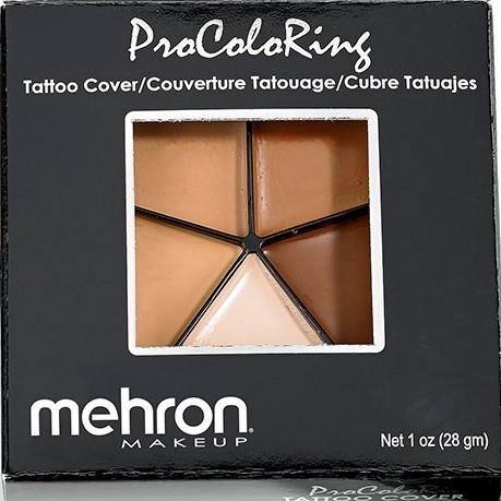 Mehron Tattoo CoveRing cream makeup 28g