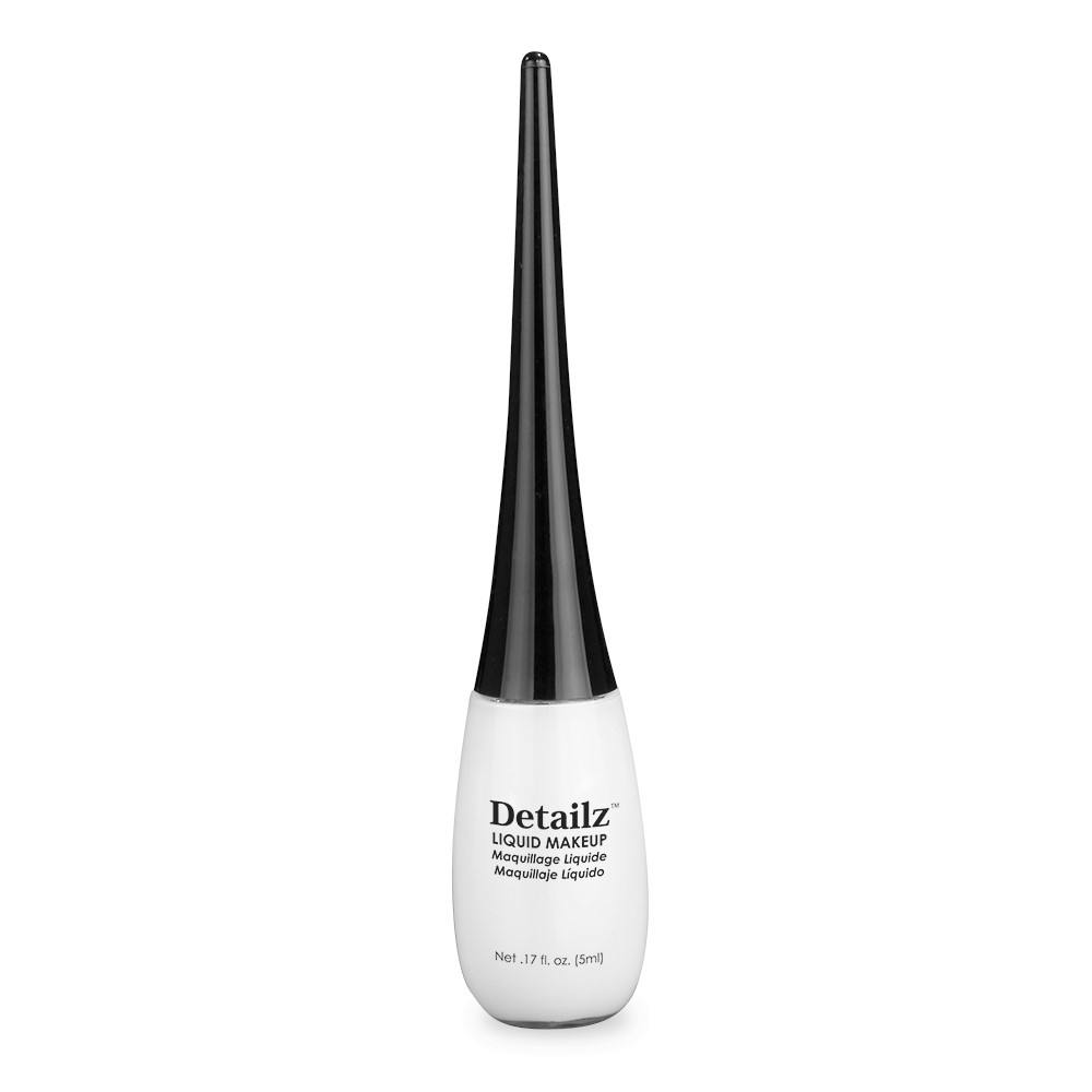 Mehron Detailz™ Fine Tip Liquid Makeup - White