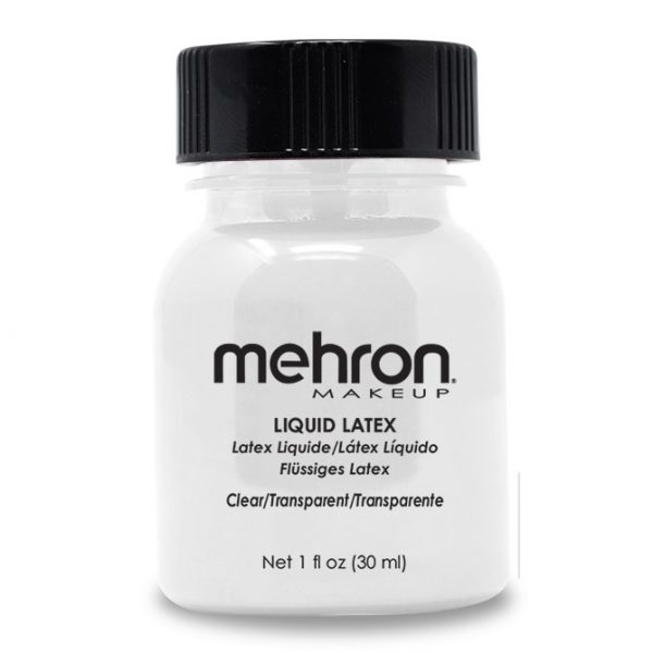 Mehron Latex Liquid 30ml - Clear