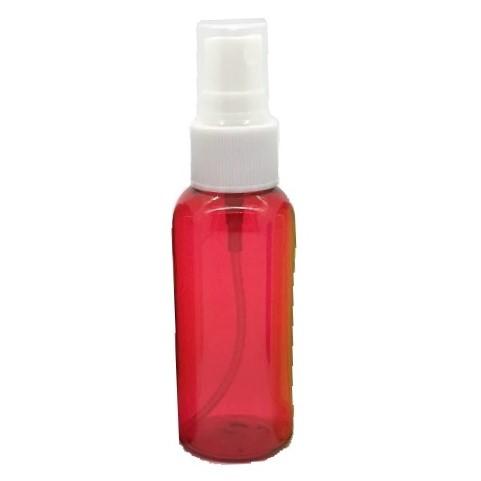 Water Atomiser Spray Bottle - 50ml Red