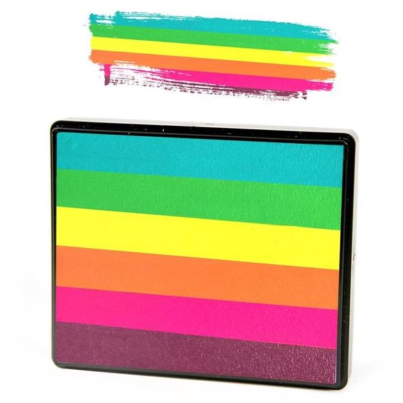 Silly Farm split-cake face paint - Cameron's Collection Summer Sorbet 50g