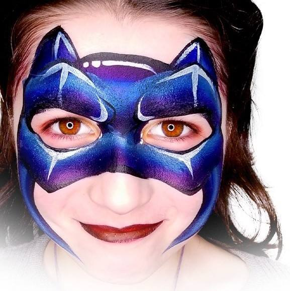 Fusion 1 inch one-stroke face paint - Boom By Onalee Rivera 30g