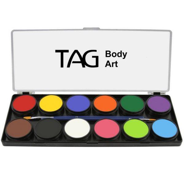 TAG 12 Colour Sampler Palette - Regular