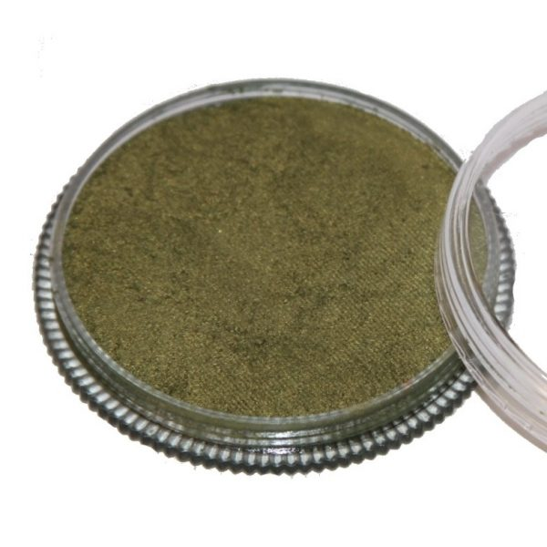 TAG face paint - Pearl Bronze Green 32g