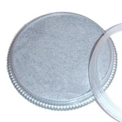 TAG face paint - Pearl Silver 32g