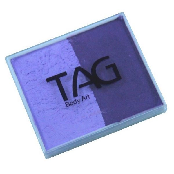 TAG face paint - Lilac and Purple 50g