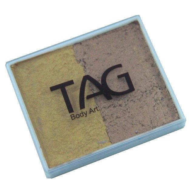 TAG face paint - Pearl Gold and Pearl Old Gold 50g