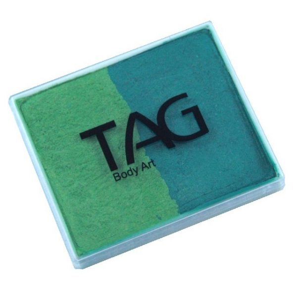 TAG face paint - Pearl Green and Pearl Lime 50g