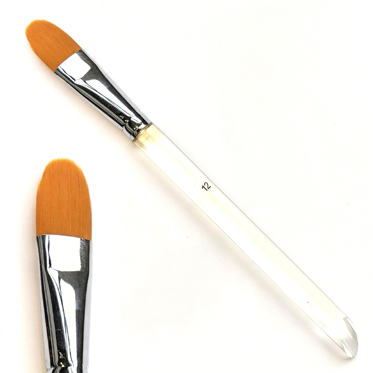 TAG Filbert Brush #12 : 3/4 inch