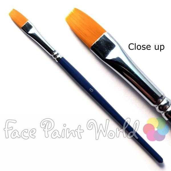 TAG Flat Brush #06 : 3/8 inch