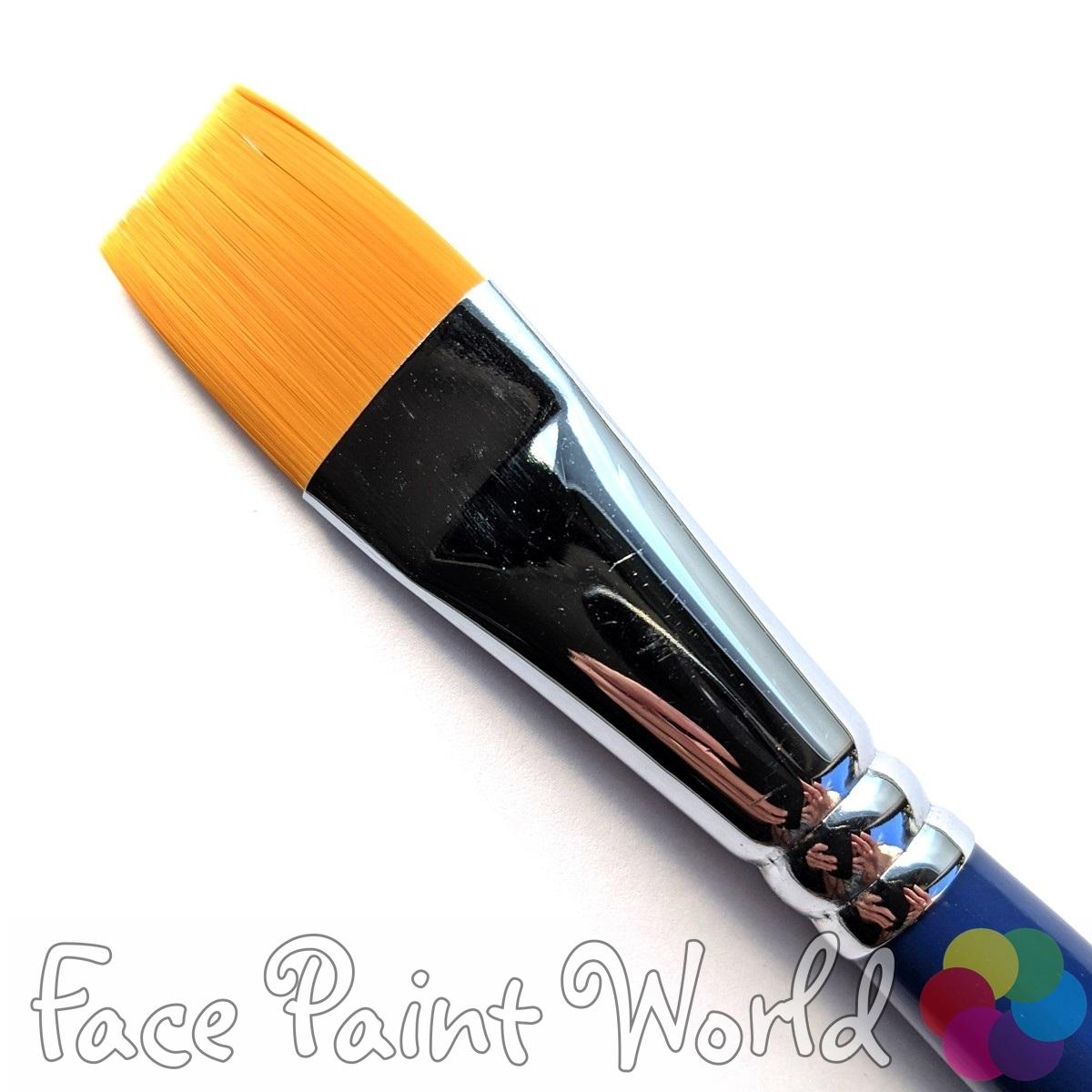 TAG Flat Brush #12 : 3/4 inch