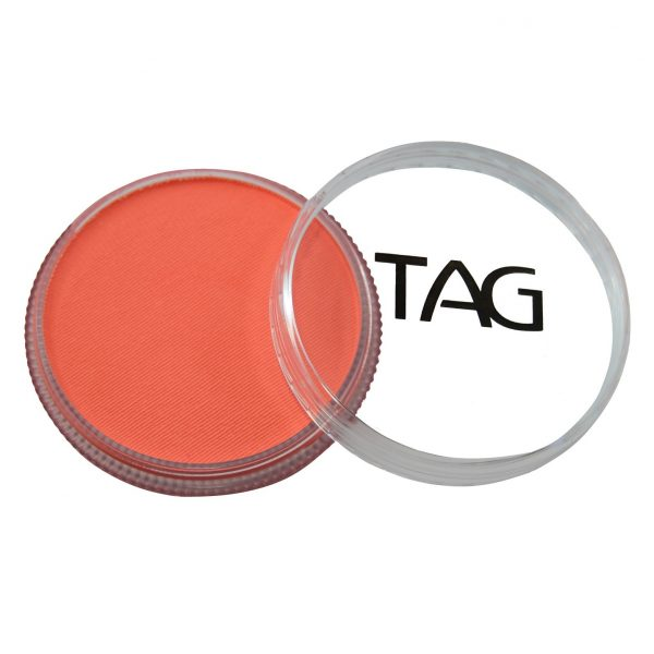 TAG face paint - Neon Coral 32g
