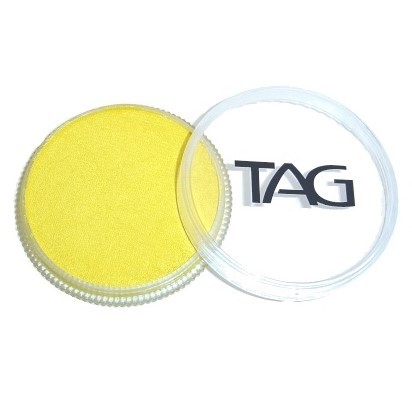 TAG face paint - Pearl Yellow 32g