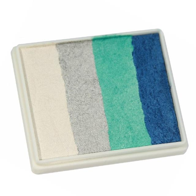 TAG split-cake face paint - Snowflake 50g