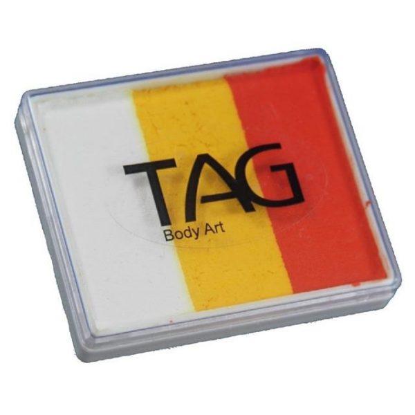 TAG split-cake face paint - Tiger 50g