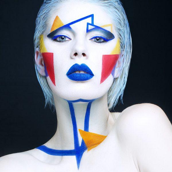 Mehron Paradise Makeup AQ - White 40g