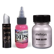 Airbrush and Other Makeup
