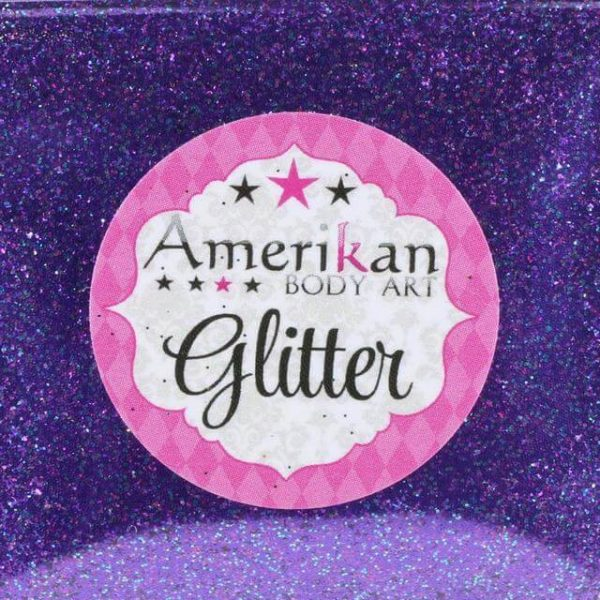 ABA Fiesta Purple fine cosmetic glitter