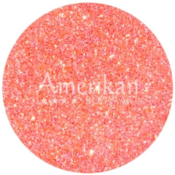 ABA Summer Peach fine cosmetic glitter